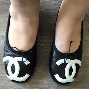 Limited CHANEL FLATS